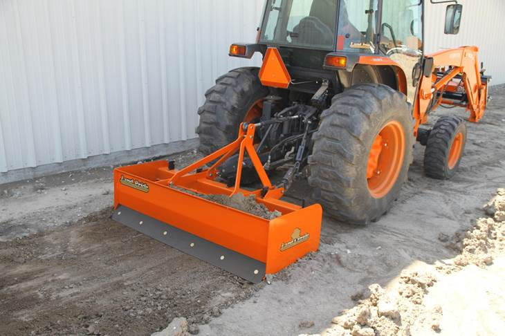 Useful Tractor Implements Normangee Tractor & Impl  Co
