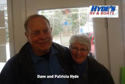 Dave and Patricia Hyde