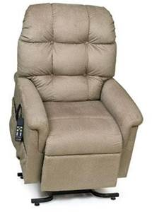 golden cirrus lift chair with brisa