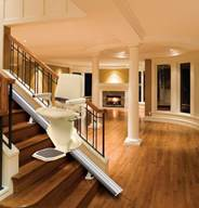 Harmar Straight Stair Lift
