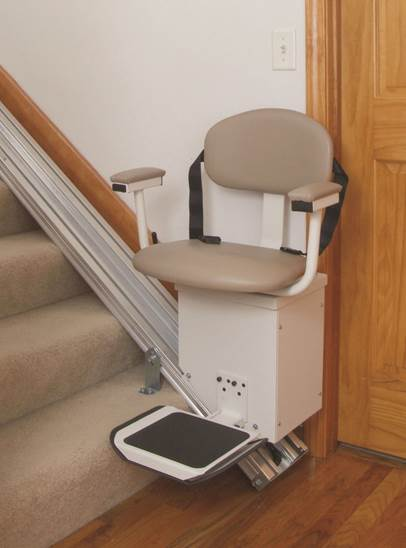 Indoor Straight Chair Lift