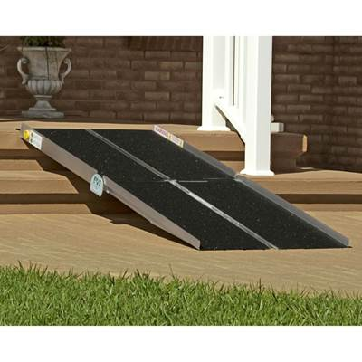 Portable Ramp for Stairs