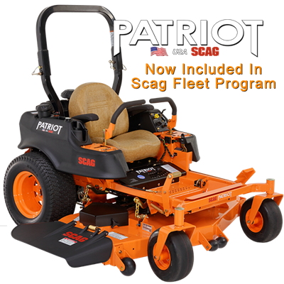 Scag Mowing Equipment Andersons' Sales & Service, Inc