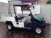 Carryall 500 Gas Turf Package