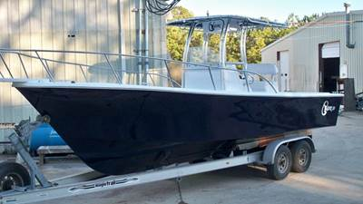 C-Hawk Center Console Boat FL