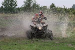 Four Wheeler Off Roading in Thornville