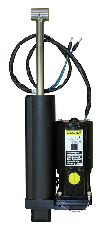 Mercury 35hp - 65hp EFI Power Trim Assembly