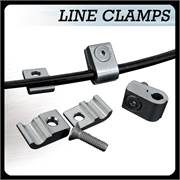 Line Clamps Button