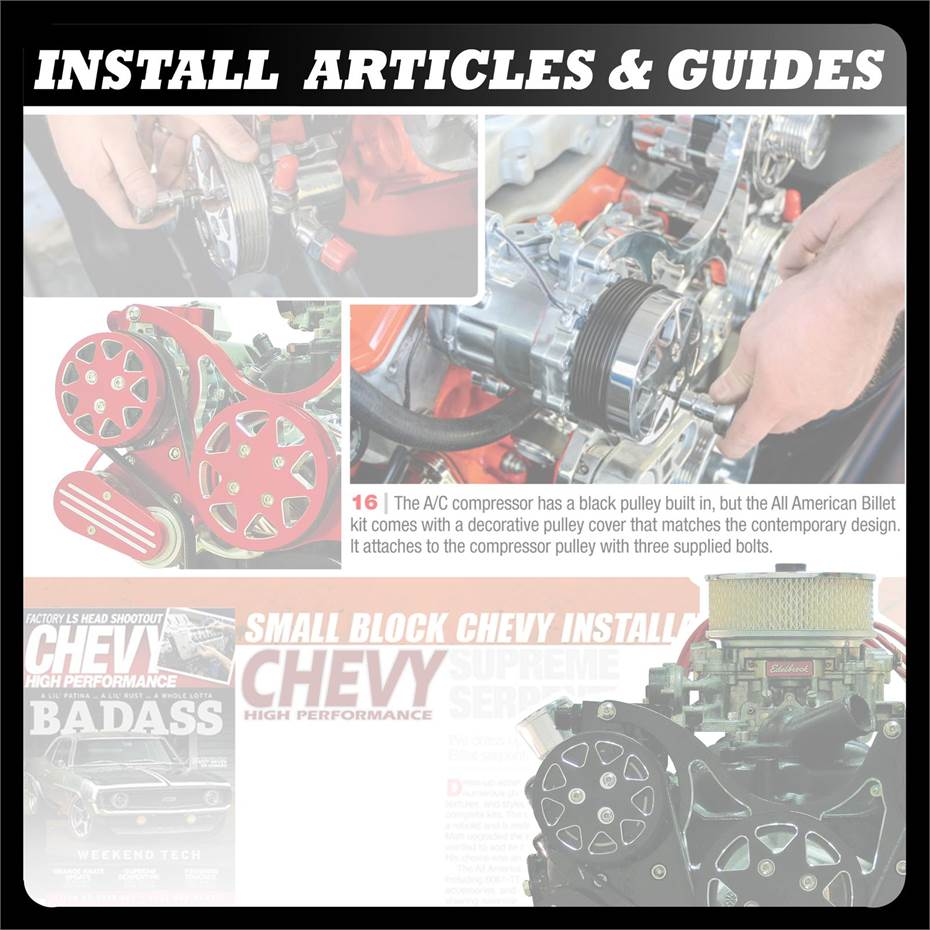 Catalog Cover - Install Articles  Guides