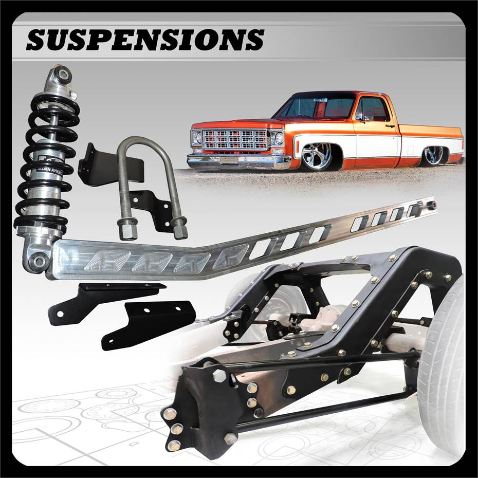 Catalog Cover - Suspensions 2