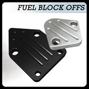 Fuel Block Offs Button