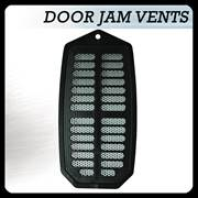 Door Jam Vent Button