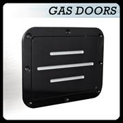 Gas Door Button
