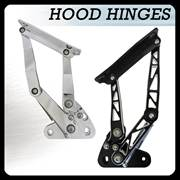 Hood Hinges Button