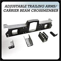 Adjustable Arms Carrier Cross Button