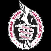 American Board for Certification in Orthotics, Prosthetics & Pedorthics