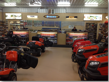 We sell all kinds of outdoor equipment in the Hamburg, NY area