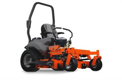 Husqvarna commercial mowers
