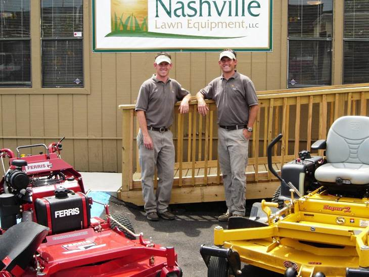 About Nashville Lawn Equipment