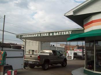 Welcome to Journigan's Tire and Battery in Henderson, NC