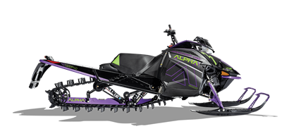 2019 Arctic Cat Snowmobile Mountain Series