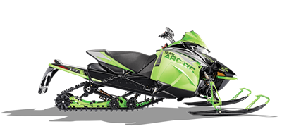 2019 Arctic Cat Snowmobile Trail series