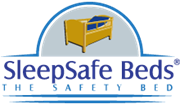 SleepSafe Bed Logo