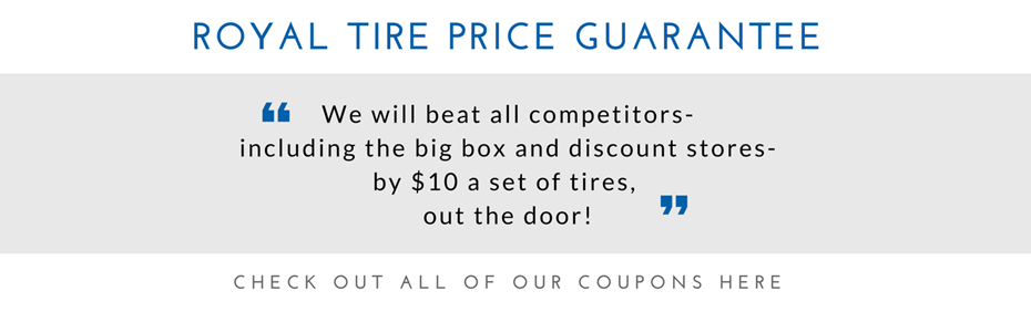 Royal Tire Price Guarentee 2.1