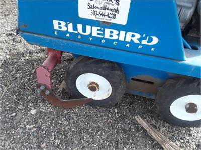 1900 Classen and Bluebird Sod Cutter (5)