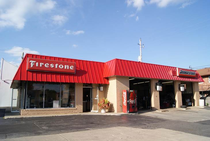 Firestone Store Front Image