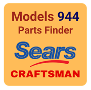 Sears Craftsman Parts Models 944 Parts Finder Partsbay.ca-