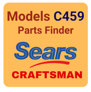 Sears Craftsman Parts Models C459 Parts Finder Partsbay.ca-