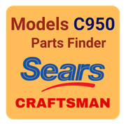 Sears Craftsman Parts Models C950 Parts Finder Partsbay.ca-