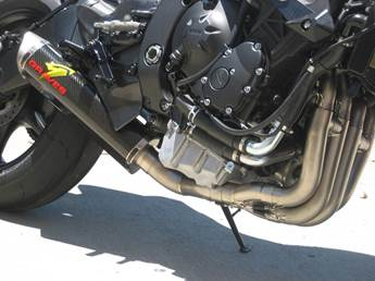Graves Yamaha R6 Full Titanium WORKS 3 Exhaust For Sale In Reseda