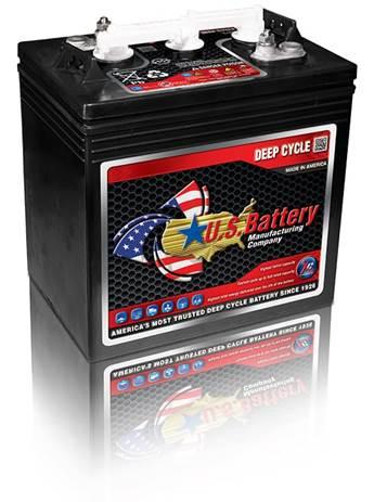 U S 1800 6 Volt Golf Car Battery For Equipment Solutions Dayton 937 890 7149