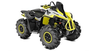 2019 Can-Am Renegade X mr 570