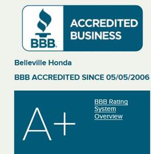 Youll Love Doing Business At Belleville Honda We Have Been A Family Owned For 39 Years Presents Comfortable