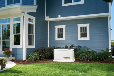 Generac Hard Wired Home Generator CT
