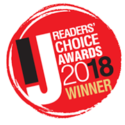 Raeders Choice winner logo