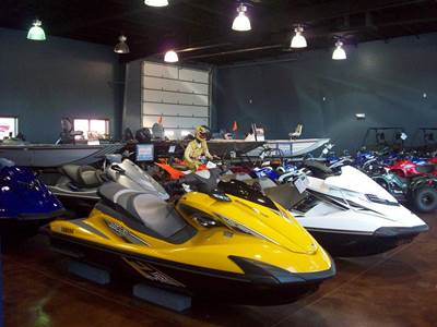 Yamaha Waverunners, Boats and ATVs