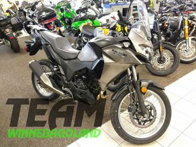 2017 Kawasaki Versys-X 300 North East Wisconsin