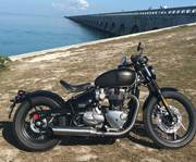 2017 Triumph Bobber For Sale Appleton WI
