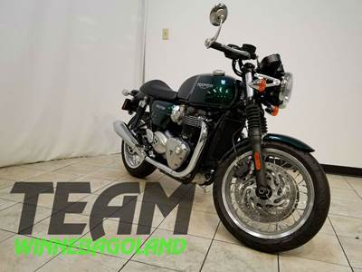 2017 Triumph Thruxton 1200 For Sale Oshkosh WI