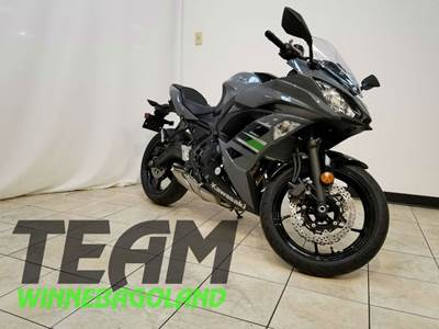 2018 Kawasaki Ninja 650 For Sale Appleton WI