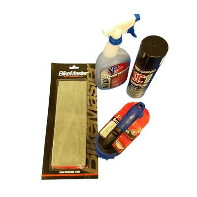 ATV Cleaning Kit