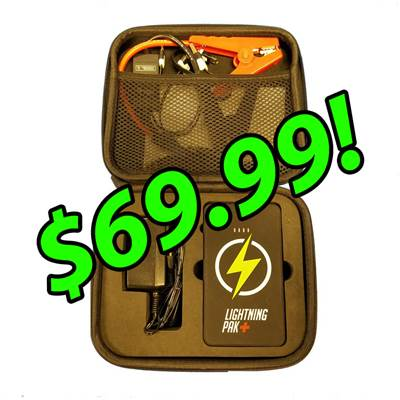 Jump Pack Black Friday Special Price