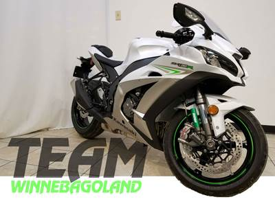 New 2017 Kawasaki Ninja ZX-10R For Sale Oshkosh WI