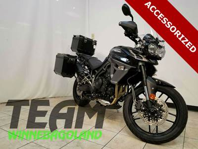 New 2017 Triumph Tiger 800 XRx For Sale Oshkosh WI