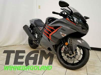 New 2018 Kawasaki ZX-14R ABS For Sale Oshkosh WI
