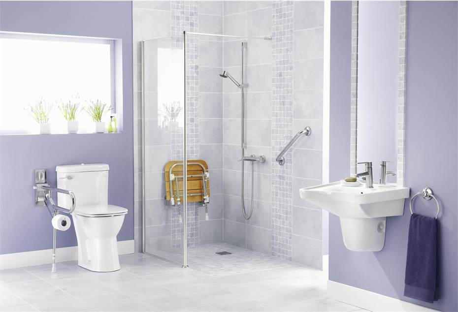 Bathroom Safety Modifications